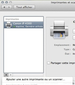 Installer une imprimante réseau sous Mac OS X Lion | Time to Learn | Scoop.it
