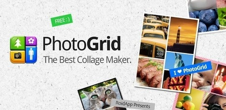 Photo Grid - Collage Maker - Applications Android sur GooglePlay | Acessinha | Scoop.it