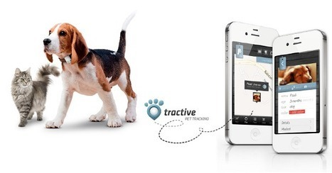 Tractive Lets You Catch Your Pet In The Act - The UberReview | All Technology Buzz | Scoop.it