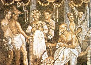 Actors in Roman Society | Ludi Scaenici | Scoop.it