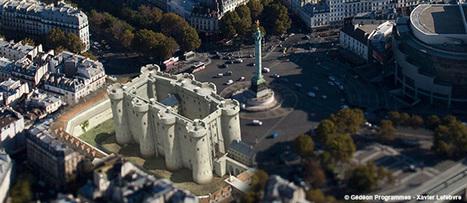 Visite virtuelle dans le Paris disparu | +linguas | Scoop.it