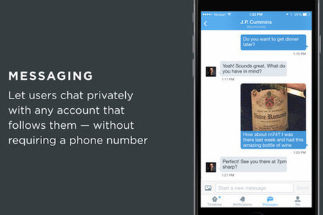 Six New Features to Expect From Twitter | Social Media | Scoop.it