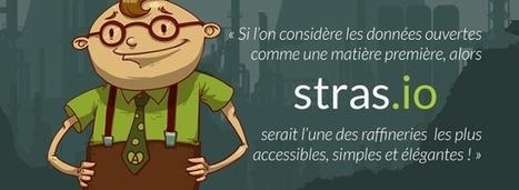 stras.io approche sympa au concours OpenData de la ville de Strasbourg | Profession chef de produit logiciel informatique | Scoop.it