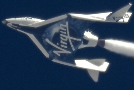 SpaceShipTwo could go supersonic Monday, billionaire backer says | The NewSpace Daily | Scoop.it