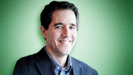 Fast Chat: Salesforce Radian6's Marcel LeBrun | Pinterest | Scoop.it