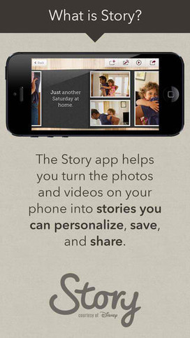 Disney's Story App Gains New Features And Enhancements Through First Major Update | Educational Technology - Yeshiva Edition | Scoop.it