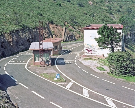 Photographing Europe's Abandoned Border Crossings | European Affairs | Scoop.it