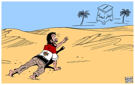 Egyptian mirage of presidential elections.....   Human Rights and the Will to be free   Scoop.it