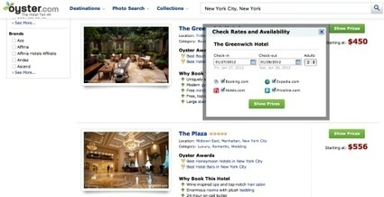 Oyster still looking for monetization pearl   Tnooz   HotelOnlineMarketing   Scoop.it