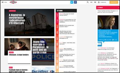 Libération's new website marks the start of a digital-first initiative | DocPresseESJ | Scoop.it