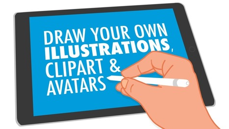 Draw Your Own Illustrations, Clipart & Avatars | NOLA Ed Tech | Scoop.it