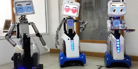 En Thaïlande, la silver economy en plein boom avec les robots assistants | Une nouvelle civilisation de Robots | Scoop.it