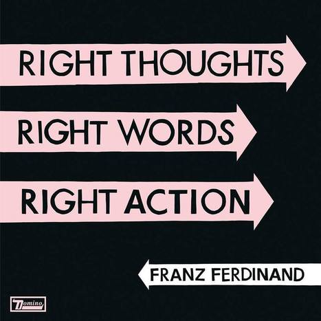 "» Música Nova apresenta novo álbum do Franz Ferdinand ""Right Thoughts, Right Words, Right Action"" Universidade FM: O site da FM 106,9   Indie rock music   Scoop.it"