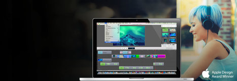 Screencasting and Video Editing Software  - Telestream ScreenFlow | iPads  For Instruction | Scoop.it