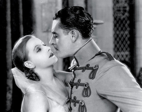 A Brief History of Kissing in Movies   Interesting History   Scoop.it