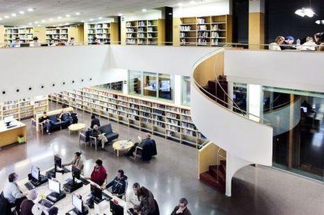 Barcelona proyecta abrir librerías en sus bibliotecas para apoyar al sector | Sobre el libro y la edición | Scoop.it