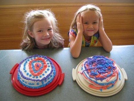 Family Bonding Time: Learning the Art of Cake Decorating | USA PostWeek | theraspberrybutterfly.com.au | Scoop.it