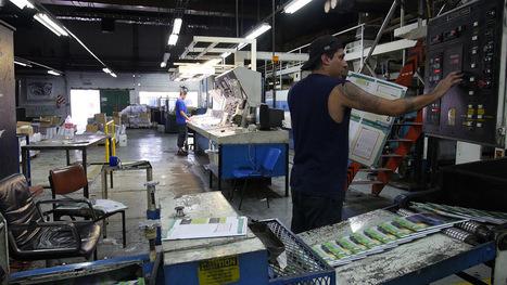 MadyGraf: les défis d'une usine sans patron à Buenos Aires | Altermondes | Changer... ou pas! | Scoop.it