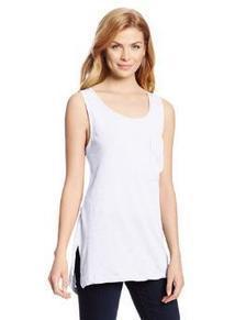 Calvin Klein Jeans Women's Woven Trim Pocket Tunic | btklwl | Scoop.it