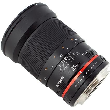 Rokinon Samyang Bower 35mm f/1.4 run lente espectacular para cine digital | FOTOGRAFIA Y VIDEO HDSLR PHOTOGRAPHY & VIDEO | Scoop.it