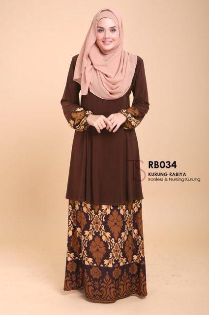Baju Kurung Moden Rabiya - LovelySuri | Kuala Lumpur Tourism Related Info & News | Scoop.it