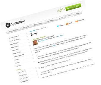 Symfony2 se reúne con Drupal 8 | Drupal México | Sergio Lima | Scoop.it
