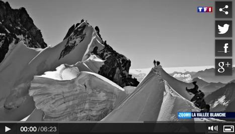Vallée Blanche : paroles de guides, les princes de la montagne | Neige et Granite | Scoop.it