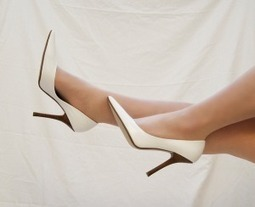 The Real Risks of Wearing High Heels (Infographic) - Intent Blog | Healthy Life | Scoop.it
