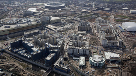Did London Get An Economic Boost From The 2012 Olympics? | Economics | Scoop.it