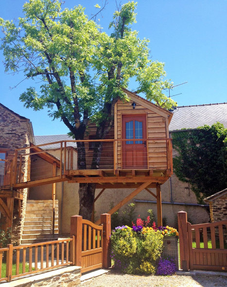 Des hébergements insolites en Ségala | L'info tourisme en Aveyron | Scoop.it