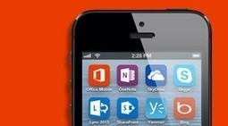 Microsoft annonce Office 365 sur iPhone | Geeks | Scoop.it