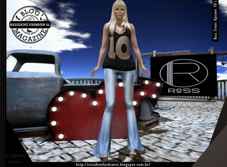Ross Event Uptown 70's #4 | ResidentFashion | Scoop.it