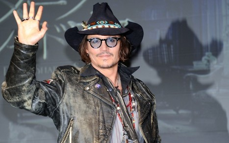 Johnny Depp to become book publisher - Telegraph | Publishing Portal | Scoop.it