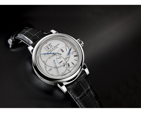 "SIHH 2014: A Lange & Söhne Introduces The Richard Lange Perpetual Calendar ""Terraluna"" 