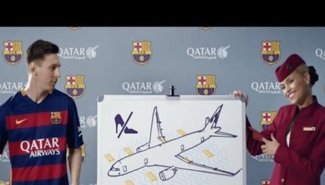 Qatar Airways a dévoilé sa nouvelle vidéo des consignes de sécurité   InfoTravel.fr   INFOTRAVEL.FR   Scoop.it