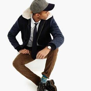 J. Crew - proper socks | vanitysocks | Scoop.it