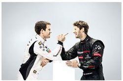 Hyperassur noue un partenariat avec Romain Grosjean et Sébastien Ogier | InsurTech | Scoop.it