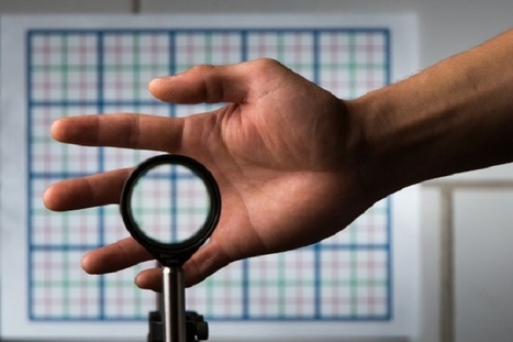 US Scientists Invent Harry Potter-Style 'Invisibility Cloak' | Chasing the Future | Scoop.it