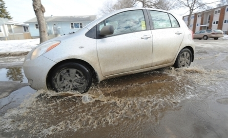 Freeze-thaw cycles causes big problems for Edmonton drivers, homeowners   Edmonton Roof Snow Removal   Scoop.it
