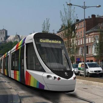Tram de Liège: près d'un an de retard | Architecture - Construction | Scoop.it