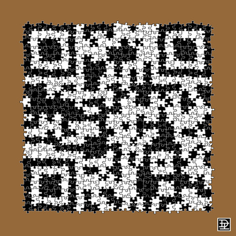 ART-QR code | Designer Qrcodes | Scoop.it