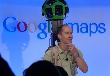 Google Demos New Maps Features Ahead of Apple Announcement - Technology Review | Sustain Our Earth | Scoop.it