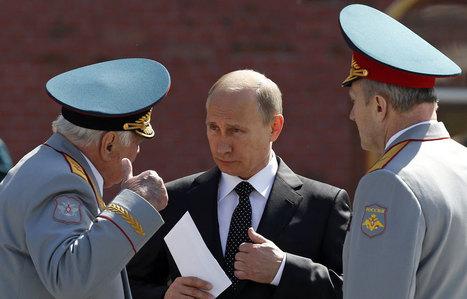 Poutine présent au 70e anniversaire du Débarquement | LeroyAgencyPress | Scoop.it