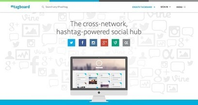 5 Hashtag Tracking Tools for Twitter, Facebook and Beyond | Social Media Resources & e-learning | Scoop.it