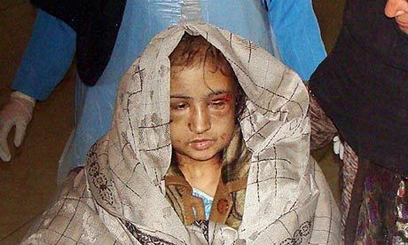 Afghan child bride had escaped torturers but was sent back | the intimate city | Scoop.it