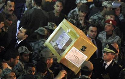 Elections : Une loi qui fait du bruit, par May Al-Maghrabi   Égypt-actus   Scoop.it