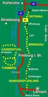 Circuits en Forêt-Noire - Route du Vin de Bade | Allemagne tourisme et culture | Scoop.it