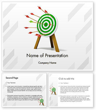 Environmental Target PowerPoint Template | PowerPoint Presentations and Templates | Scoop.it