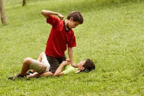 Niños agresivos. Cómo controlar la agresividad infantil - Etapa Infantil | desdeelpasillo | Scoop.it