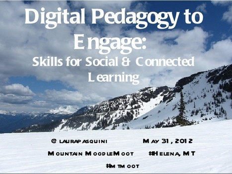 #mtmoot Keynote: Digital Pedagogy to Engage - Google Documents | Curating  Social Learning with learni.st by remixing, mashup, sharing, collaborate on specific topics ... | Scoop.it